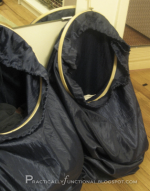 DIY: Rig Up Accessible Laundry Bags
