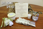 Mother's Day: Relaxing Home Spa Kit