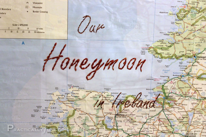 Embroider A Map: Our Honeymoon In Ireland