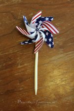 4th Of July Pinwheels!