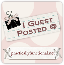 I Guest Posted @ Practically Functional