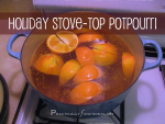 Fall Potpourri Simmer Pot {+ Winter Variations!}