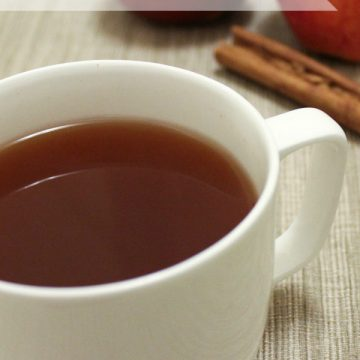 Caramel Apple Spice In The Slow Cooker {Starbucks Copycat}