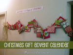 DIY Christmas Gift: Paper Envelope Advent Calendar