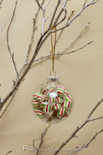 Paper Curl Ornament