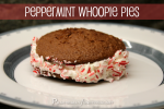 Peppermint Whoopie Pies Recipe
