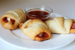 Crescent Pizza Rolls Recipe