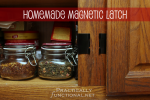 Homemade Magnetic Latch