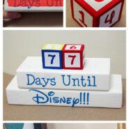Disney countdown clock 2