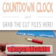Disney countdown clock 3