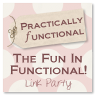 The Fun In Functional link party @ Practically Functional