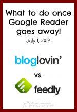 Google Reader Alternatives: BlogLovin' and Feedly