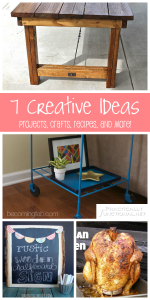 7 Creative Ideas! | Projects, Crafts, Recipes, and More!