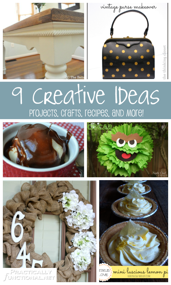 9 Creative Ideas