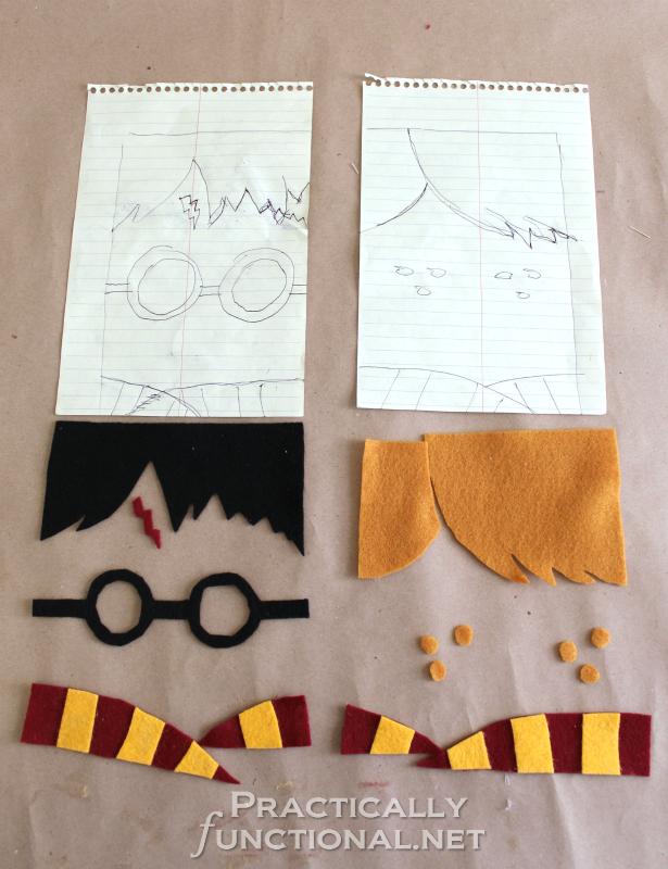 Дневник в стиле гарри поттера своими руками