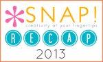 SNAP Recap 2013!