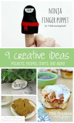 9 Creative Ideas! | Projects, Crafts, Recipes, and More!