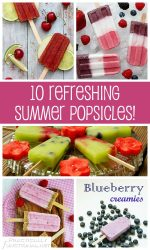 10 Cool Refreshing Summer Popsicle Recipes!