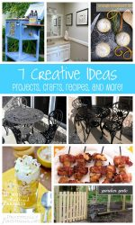 7 Creative Ideas!   Projects, Crafts, Recipes, and More!