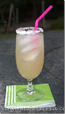 Beer Margaritas from Sweet Pea
