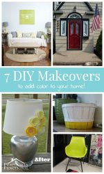 7 Colorful DIY Makeover Ideas!