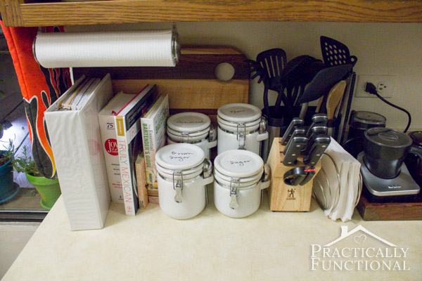 Kitchen Tour: Making The Most Of A Small Kitchen! | Practically