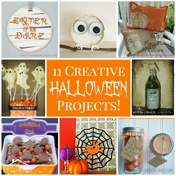 11 Creative DIY Halloween Projects