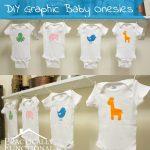 Graphic Baby Onesies