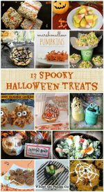 13 Spooky Halloween Treats!