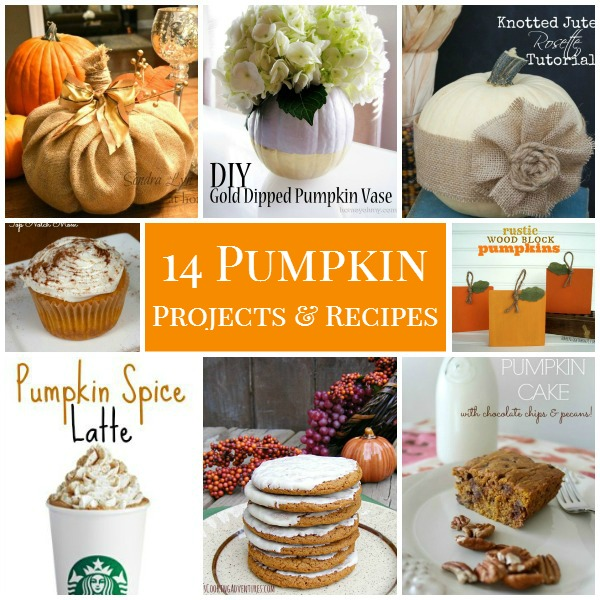 14 Pumpkin Projects And Recipes