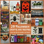 20 Halloween Crafts & Recipes You Can Make In Under An Hour!