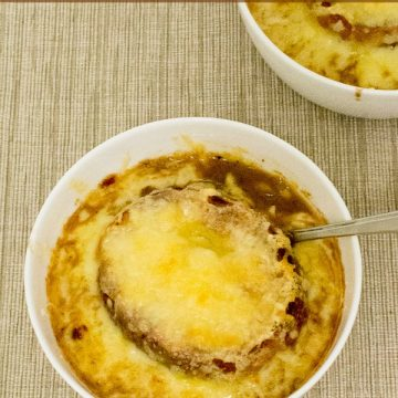 Apple French Onion Soup Recipe