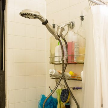 Customize Your Shower Head (Renter Friendly!)