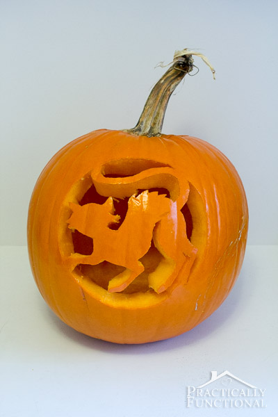 How To Carve A Pumpkin: 10 simple tips and tricks for a perfectly carved pumpkin!