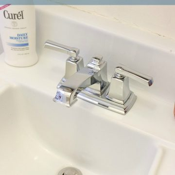 DIY Home Improvement: How To Install A Faucet!