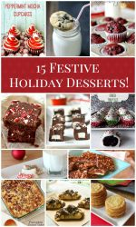 15 Festive Holiday Desserts