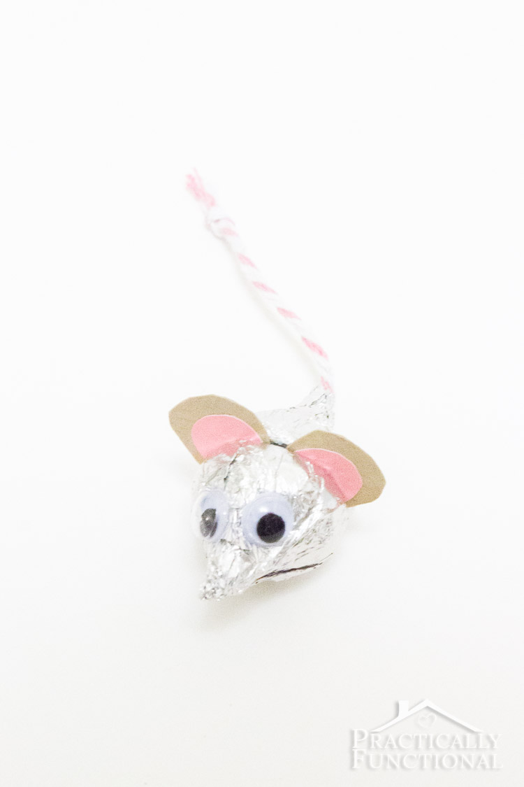 Hershey S Kisses Mice For Valentine S Day