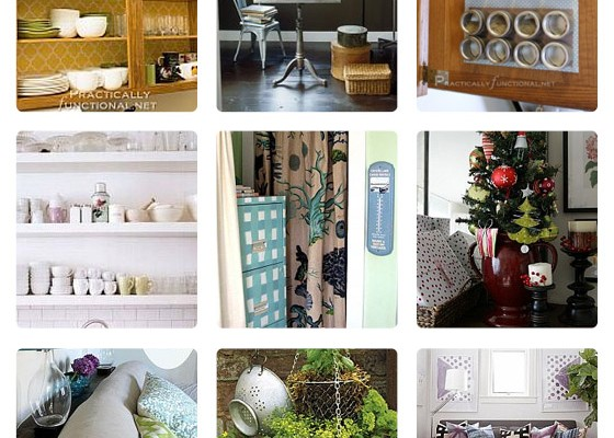16 tips for decorating small spaces!