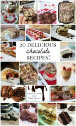20 Delicious Chocolate Recipes