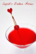 Valentine's Day Cocktails: Cupid's Broken Arrow