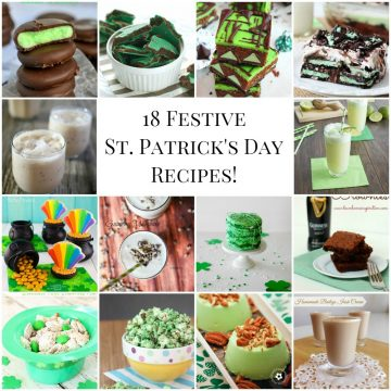 18 Festive St. Patrick's Day Recipes