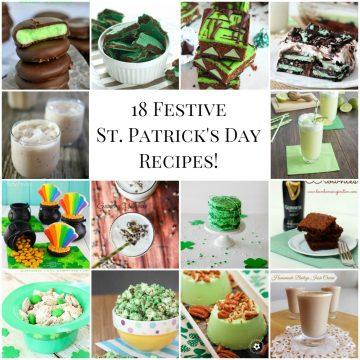 18 Festive St. Patrick's Day Recipes