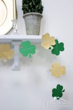 How To Make A Sewn Paper Garland!