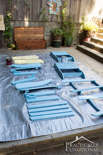 Painted Adirondack Chairs-5