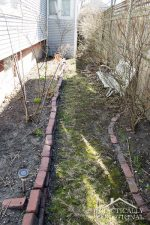 Garden Pathway Progress – Get Rid Of Those Weeds!