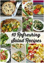 10 Refreshing Salad Recipes