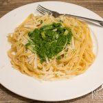 10 Minute Basil Pesto Recipe