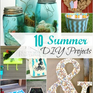 10 Amazing Summer DIY Projects