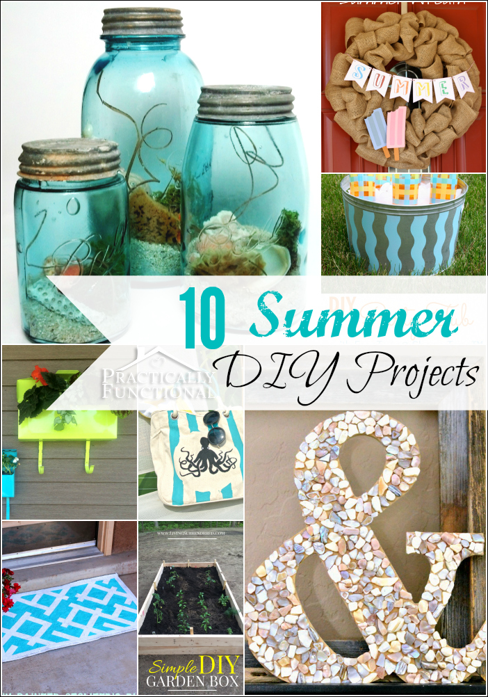 from gardening decorating and creating the summer diy projects are in ...