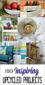 20 Inspiring Upcycled Projects